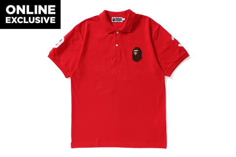 APE HEAD 93 POLO -ONLINE EXCLUSIVE-
