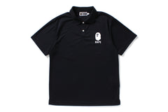 MULTI LOGO JERSEY POLO