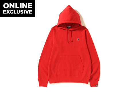 ONE POINT PULLOVER HOODIE  [ONLINE EXCLUSIVE]