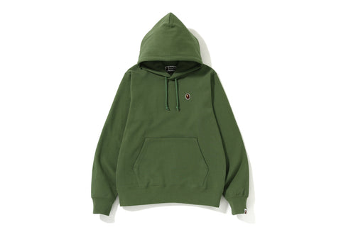 SILICON ONE POINT PULLOVER HOODIE