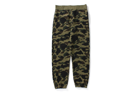 1ST CAMO SWEAT PANTS
