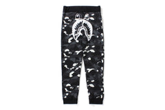CITY CAMO SHARK SLIM SWEAT PANTS
