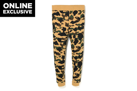 1ST CAMO SLIM SWEAT PANTS  [ONLINE EXCLUSIVE]