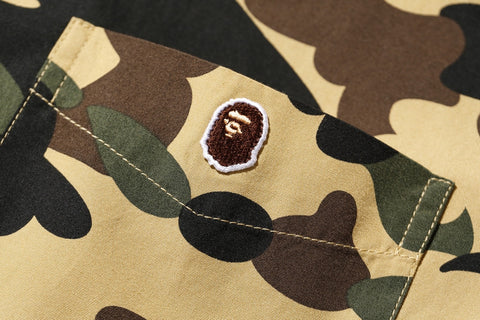 1ST CAMO BROAD BD SHIRT -ONLINE EXCLUSIVE-