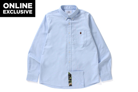 OXFORD BD SHIRT [ONLINE EXCLUSIVE]