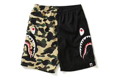 1ST CAMO HALF SHARK BEACH PANTS