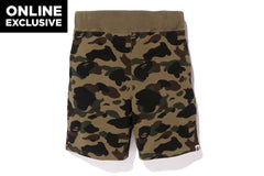 1ST CAMO SWEAT SHORTS [ONLINE EXCLUSIVE]