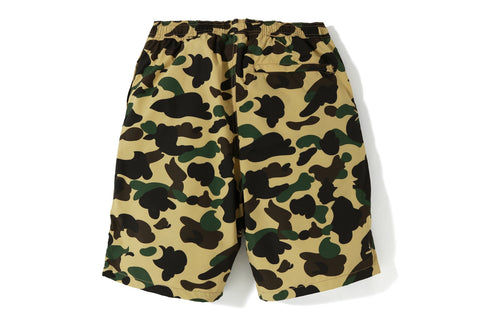 1ST CAMO BEACH PANTS