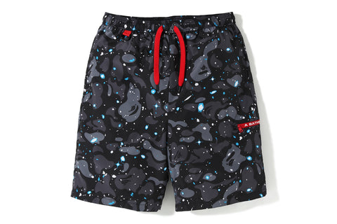 SPACE CAMO BEACH PANTS