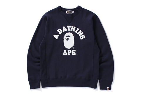 COLLEGE HEAVY WEIGHT CREWNECK