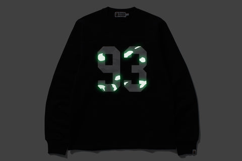CITY CAMO FOOTBALL CREWNECK