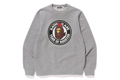 YEAR OF ROOSTER BWS CREWNECK