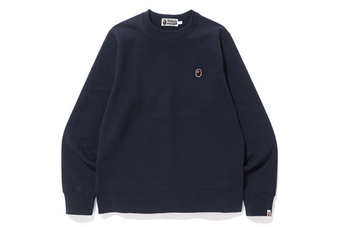 ONE POINT CREWNECK