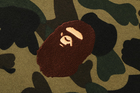 1ST CAMO APE HEAD CREWNECK  [ONLINE EXCLUSIVE]