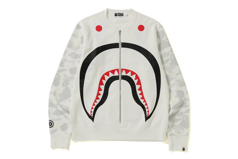 BIG SHARK WIDE CREWNECK