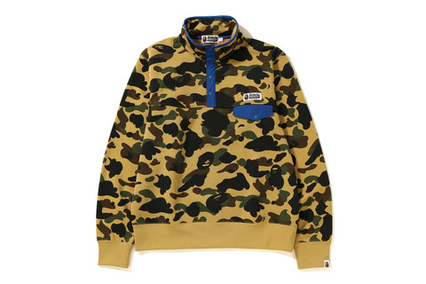 1ST CAMO WIDE SWEAT