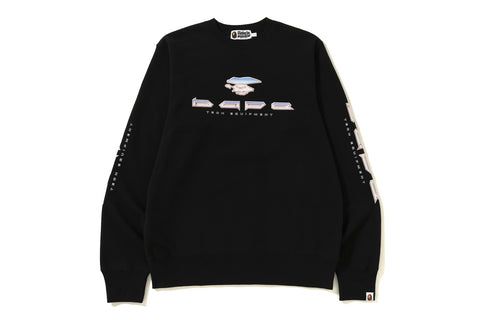 BAPE TECH CREWNECK