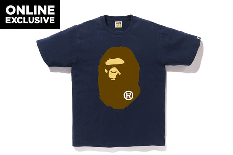APE HEAD TEE -ONLINE EXCLUSIVE-