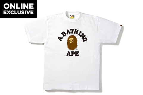 COLLEGE TEE -ONLINE EXCLUSIVE-