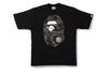 TEXT COLOR CAMO BIG APE HEAD TEE