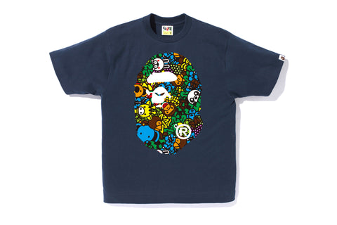 MILO ALL ISLAND BIG APE HEAD TEE