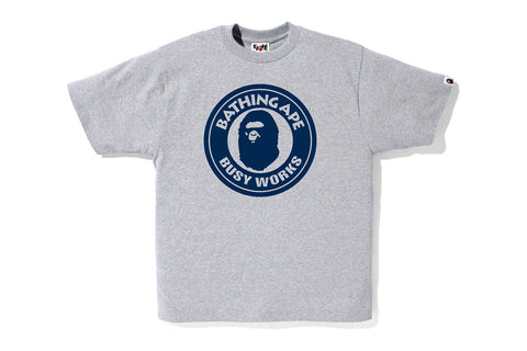 BICOLOR BUSY WORKS TEE