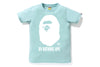 BICOLOR BY BATHING TEE