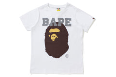 FACE OVER BAPE TEE