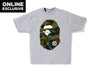1ST CAMO APE HEAD TEE [ONLINE EXCLUSIVE]