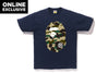 1ST CAMO APE HEAD TEE -ONLINE EXCLUSIVE-