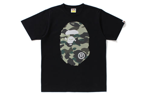 REFLECTOR 1ST CAMO BIG APE HEAD TEE