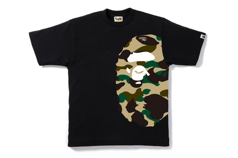 1ST CAMO SIDE BIG APE HEAD TEE