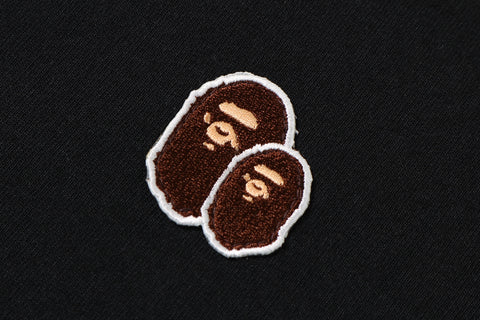 DOUBLE APE HEAD TEE
