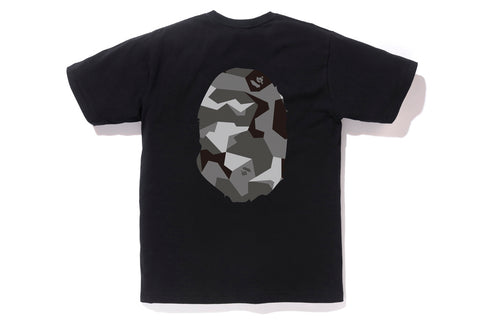 SPLINTER CAMO BIG APE HEAD TEE
