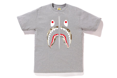 SPLINTER CAMO SHARK TEE