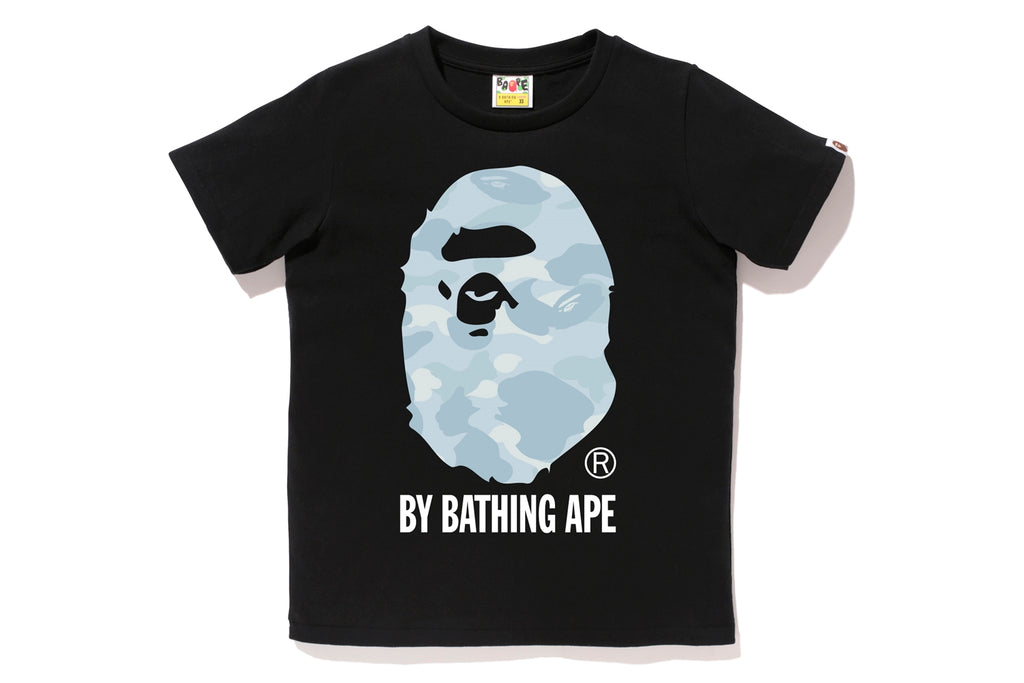 109a8b78c PASTEL COLOR CAMO BY BATHING TEE | bapeonline