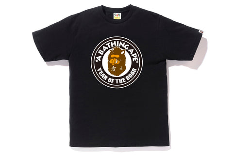 YEAR OF THE BOAR TEE