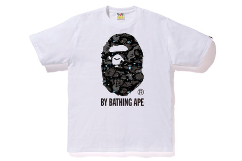 SPACE CAMO BY BATHING TEE