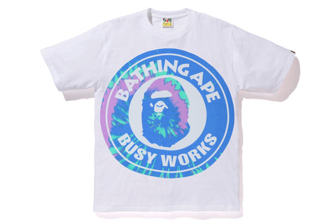 PIGMENT TIE DYE BIG BUSY WORKS TEE