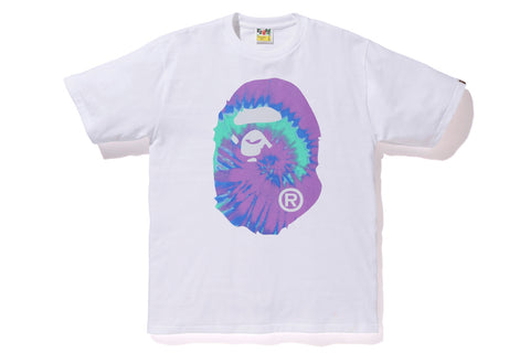 PIGMENT TIE DYE BIG APE HEAD TEE