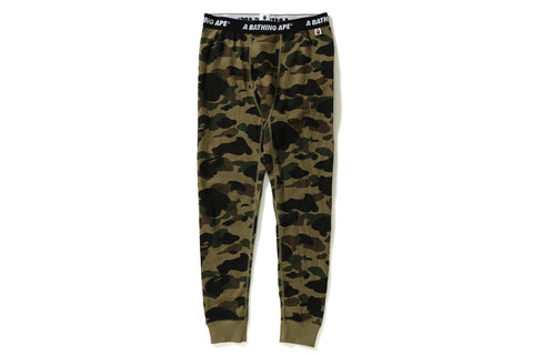 1ST CAMO THERMAL LEGGINGS