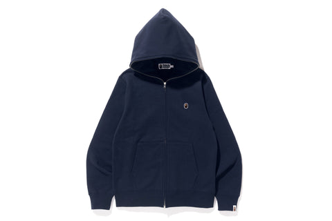 ONE POINT FULL ZIP HOODIE