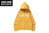 BAPE FULL ZIP HOODIE [ONLINE EXCLUSIVE]