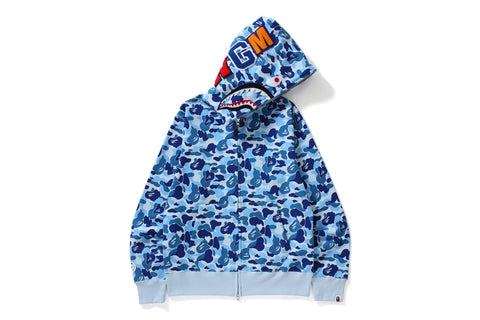ABC SHARK FULL ZIP HOODIE