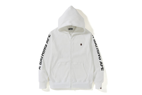 THERMAL FULL ZIP HOODIE