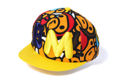 ALL BABY MILO MULTI SNAP BACK CAP