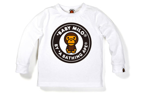 MILO BUSY WORKS LONG SLEEVE TEE