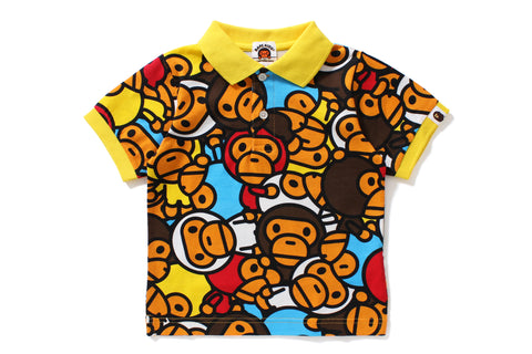 ALL BABY MILO MULTI POLO
