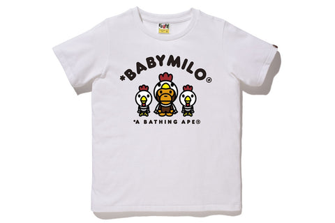 YEAR OF ROOSTER MILO TEE