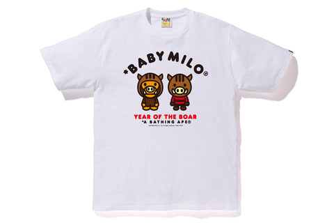 BAPE MILO YEAR OF THE BOAR TEE